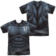 Authentic Valiant Comic Shadowman Uniform Sublimation Allover Front Back T-shirt