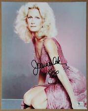 JOAN VAN ARK Signed Sexy 8x10 Photo DALLAS Knots Landing Blonde Beauty GAI