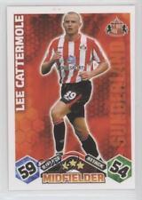 2009 2009-10 Topps Match Attax English Premier League #LECA Lee Cattermole Card