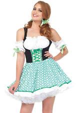 Sexy Leg Avenue womens lucky charm Irish costume