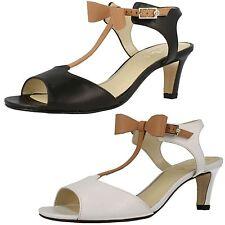 Ladies Van Dal Elegant Heeled Sandal - Bow