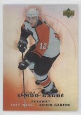 2005-06 Upper Deck McDonald's #16 Simon Gagne Philadelphia Flyers Hockey Card