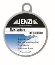 JENZI TMX Vorfach Kevlarvorfach Kevlar Raubfischvorfach 8 m Spule