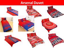 Arsenal Single & Double Duvet Set Brand New Choose Different Design