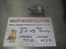 2004 Piaggio Zip 125cc Motor Arrancador DEL MOTOR 00 01 02 03 04