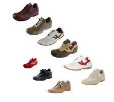 Footprints by Birkenstock Darlington Women's Leather Lace Up Sneaker Shoes