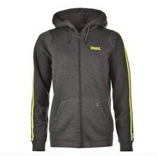Lonsdale London Damen Jacke Sweater Pullover Grau Gelb alle Größen Neu