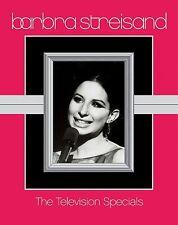 Barbra Streisand - The Television Specials (DVD 5-Disc Set) + FREE BONUS 2CD Box