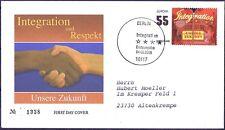 BRD 2006: Europa: Integration! FDC Nr. 2535! Berliner Stempel! Gelaufen! 1602