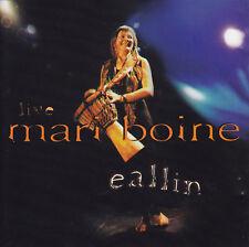 Mari Boine-cd-live-eallin