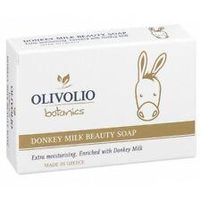 OLIVOLIO NATURAL DONKEY MILK BEAUTY SOAP BOXED 100gr