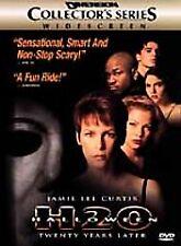 Halloween H2O DVD, Janet Leigh, Josh Hartnett, Adam Arkin, Michelle Williams, Ad