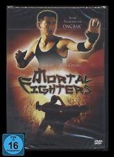 DVD MORTAL FIGHTERS - MARTIAL ARTS IN DER TRADITION VON ONG BAK *** NEU ***
