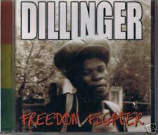 Dillinger Freedom Fighter CD Neu OVP Sealed Rar