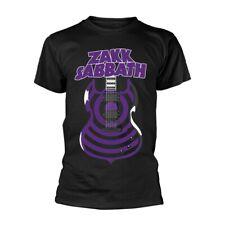 Zakk Wylde (Zakk Sabbath) 'Guitar' T shirt - NEW
