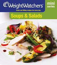 """AS NEW"" Weight Watchers Mini Series: Soups & Salads, Weight Watchers, Book"