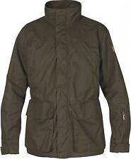Fjäll Räven Burner Pro Jacket Men, dark olive, waterproof Hunting for Men's