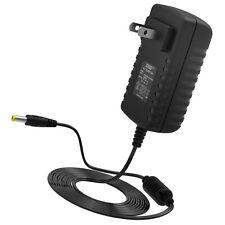HQRP AC Adapter for Boss Dr. Beat, eBand, Heavy Metal Series Musical Eqipments