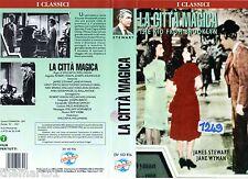 La Città Magica (1947) VHS  DV 1a Ed.  James Stewart, Jane Wyman
