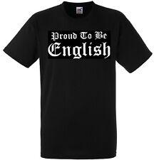 Proud To Be English T SHIRT