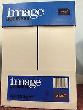 IMAGE BUSINESS 100GSM A4 LASER & INKJET PAPER 500 1000 2500 5000 10000 SHEETS