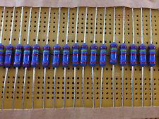 2.4k Ohm 2W 2% Metal óxido cine resistencias llama prueba te ROX2S