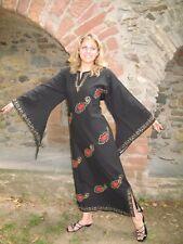 Romantique Femmes-Caftan Peignoir Mardi Gras Costume en 70er-Années Look-ka00350