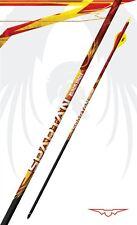2018 Black Eagle SPARTAN Arrows  350 spine .003 Fletched BLAZER Vanes 1 & 1/2 DZ