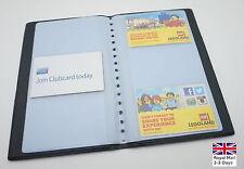 Business Name Card Book Booklet Wallet Holder 180,240,300 Pouch Organiser Folder