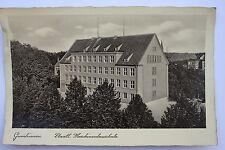 13195 AK Gumbinnen Ostpreußen staatl. Maschinenbauschule um 1935