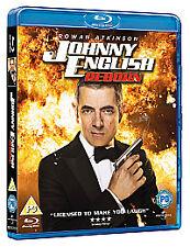 JOHNNY ENGLISH REBORN - BLU RAY TRIPLE PLAY -NEW / SEALED - UK STOCK