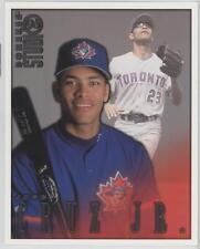1998 Donruss Studio 8x10 Portraits #23 Jose Cruz Jr Toronto Blue Jays Jr. Card