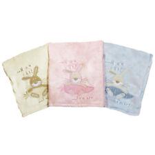 Snuggle Baby Bunny Baby Blanket, Moses/Crib/Pram