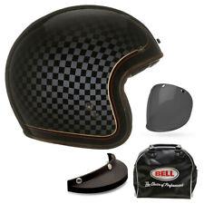 Bell Custom 500 SE Deluxe RSD Check It Classic Motorcycle Motorbike Helmet