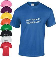 Émotionnellement Indisponible Enfants T Shirt Pour Enfant Cool Anniversaire