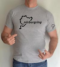 Nurburgring, automóvil, motocicleta, pista de carreras, T Shirt