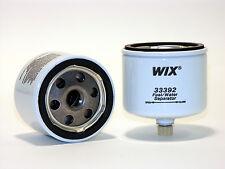Fuel Water Separator Filter Wix 33392