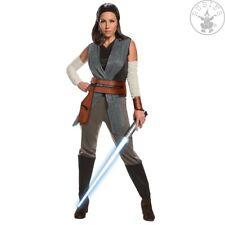RUB Rey Star Wars Ep. VIII Deluxe Lizenz Kostüm Damen Fighter Erwachsene Adult