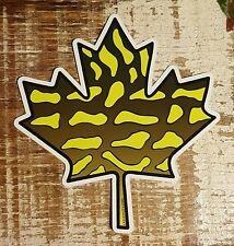 CANADA Stickers Decals Labrador British Columbia Ontario fly fishing MAN ALB