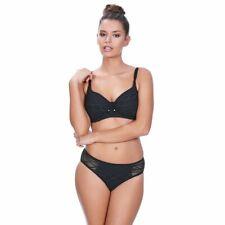 NEW Season Freya Sundance Hipster Bikini Brief Black Crochet