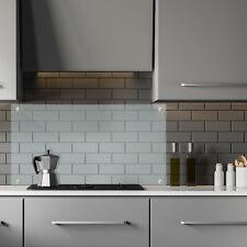 Spritzschutz Küche, 70cm Herdblende, Küchenrückwand, Fliesenschutz, Glasrückwand