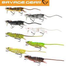 Savage Gear 3D Rad Ratte, Kunstköder zum Hechtangeln, Hechtköder