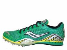 NEU Saucony Velocity Spike 3 Herren Spikeschuhe Laufschuhe Schuhe grün 28034 3