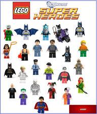Lego DC Marvels Superheros Minifigures Choose your own