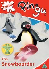 Pingu - The Snowboarder [DVD], Very Good DVD, Marcello Magni, Carlo Bonomi, Davi