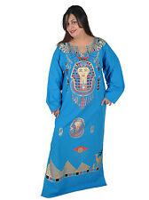 Cleopatra Pharao Kostüm Damen-Kaftan Faschingskostüm Karnevalskostüm - FK00121