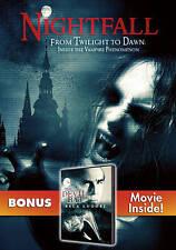 NEW DVD Nightfall / The Devil Bat~,Documentary