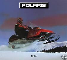1994 POLARIS INDY SNOWMOBILE SALES BROCHURE MINT