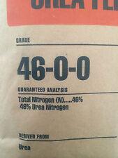 99+% Urea Commercial Grade Nitrogen Fertilizer 46-0-0 Gold Refining Aqua Regia