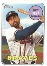 2018 Topps Heritage Baseball Base Singles #251-400 (Pick Your Cards)